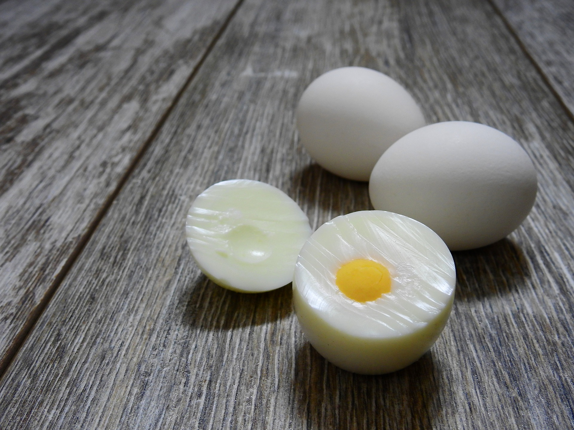 Das Weisse vom Ei